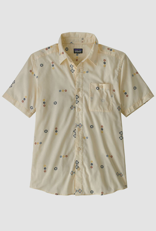 Shirt Patagonia White Wash (MCWA)
