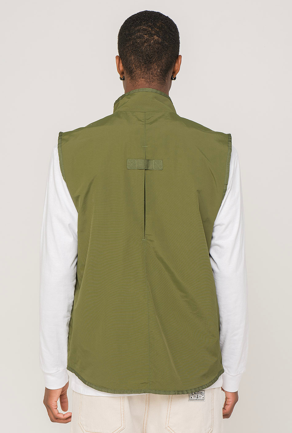 Chaleco Dickies Stillmore Army Green