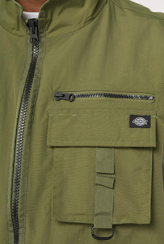Dickies Stillmore Vest Army Green