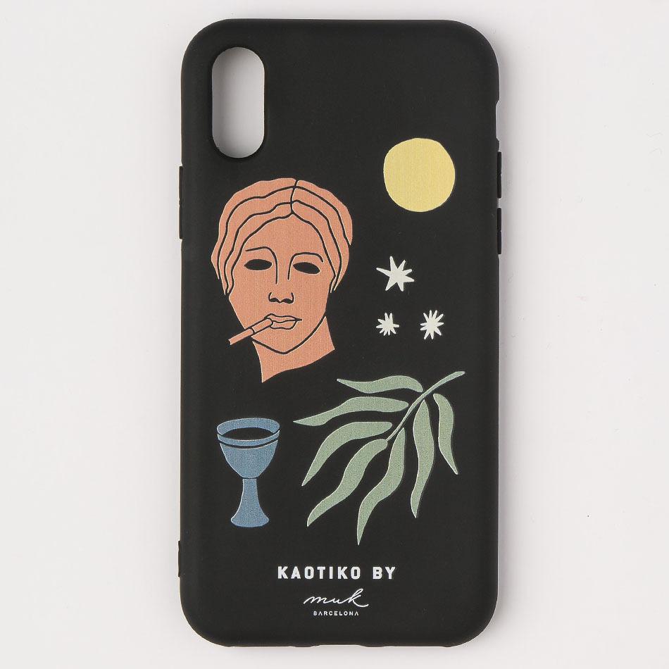 Funda iPhone Femme Black