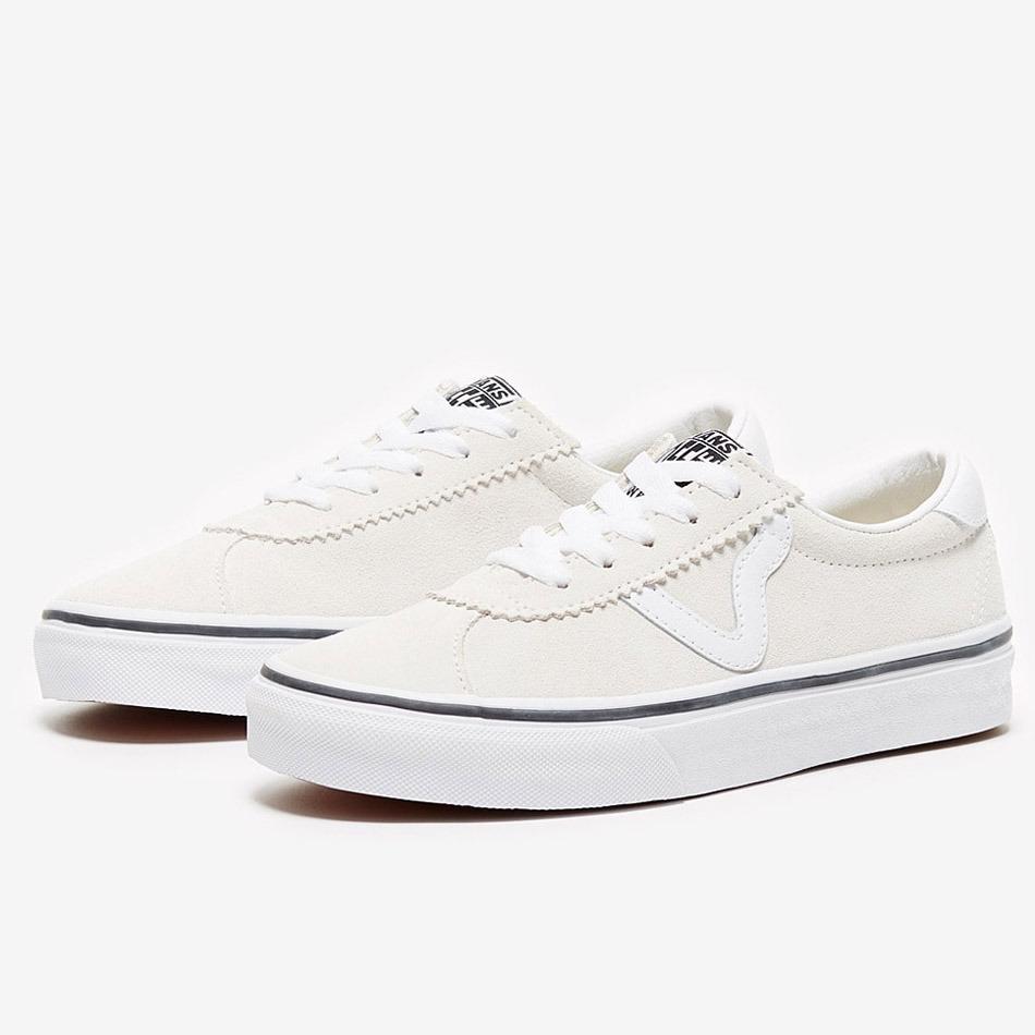 Vans Sport (Suede) White