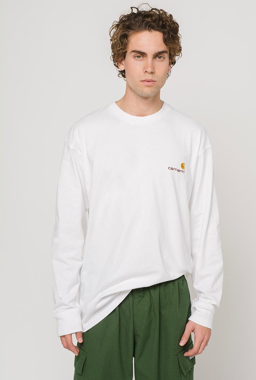 Carhartt American Script White T-Shirt