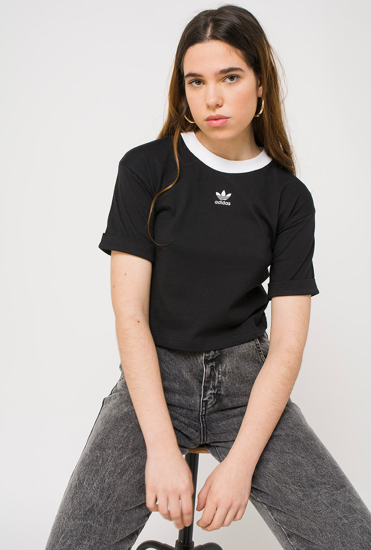 Adidas Crop Top Black