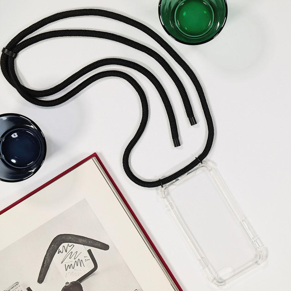 Phonelace Black/Black 7/8 Plus
