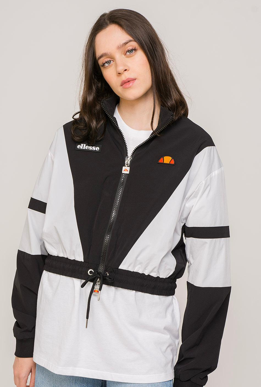 Ellesse Stephanie Black Cropped Jacket