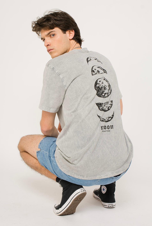 Venus Tie-dye Grey T-Shirt