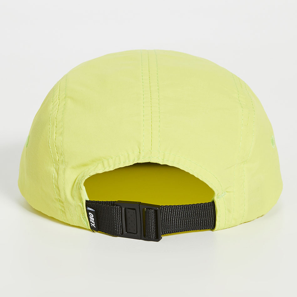 Gorra Obey Upperground 5 Panel Lime
