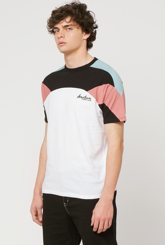 White Dru T-Shirt
