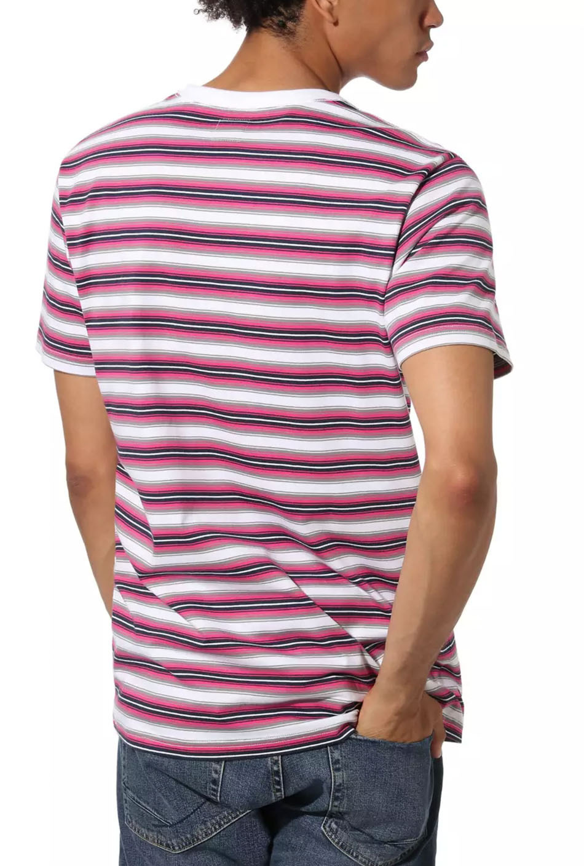 Vans Knollwood Stripe T-Shirt