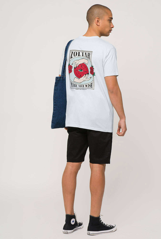Zoltar Tie-dye Blue T-Shirt