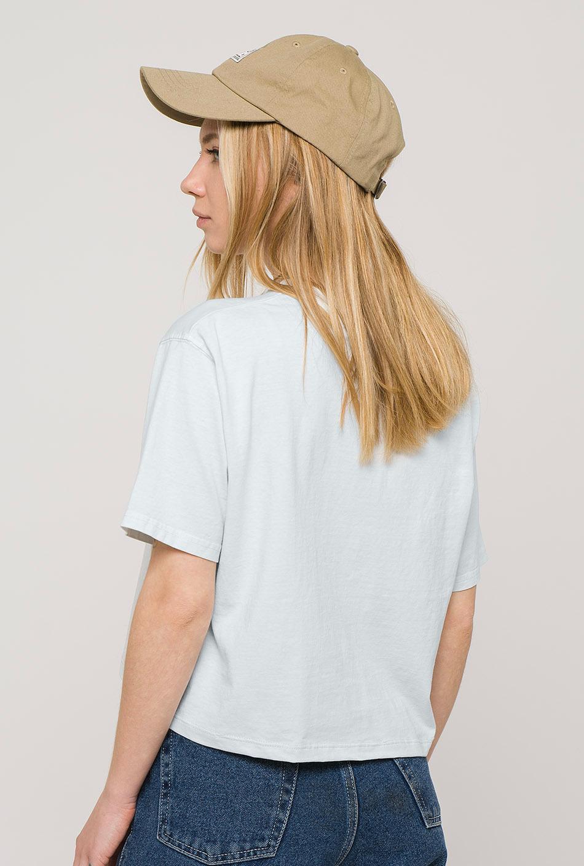 Camiseta Tie-Dye Maneki-Neko Azul