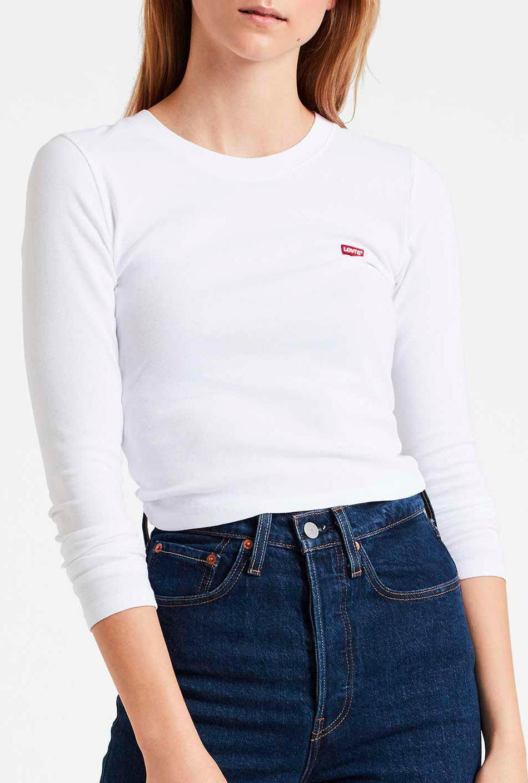 Camiseta Levi's Baby White