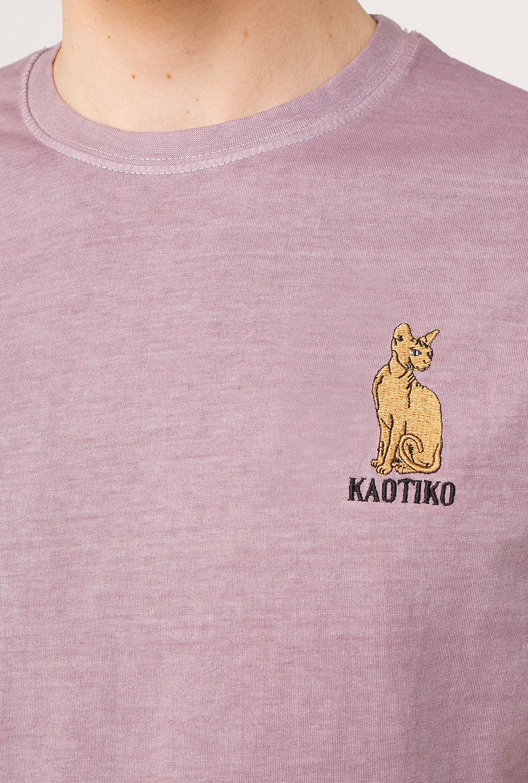 Sphynx Tie-Dye Lilac T-Shirt