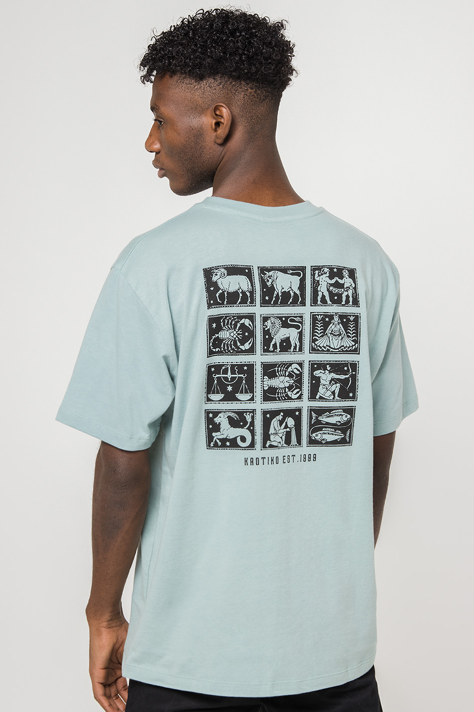 Horoscope logos t-shirt