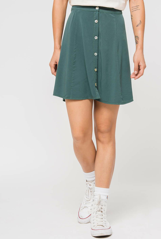 Kaotiko Forest Mini Skirt