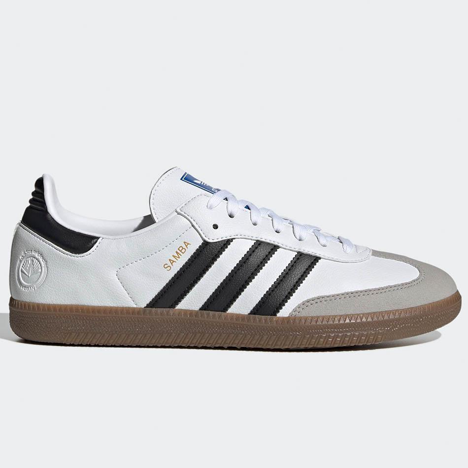 Adidas Samba Vegan FTWR Blanco