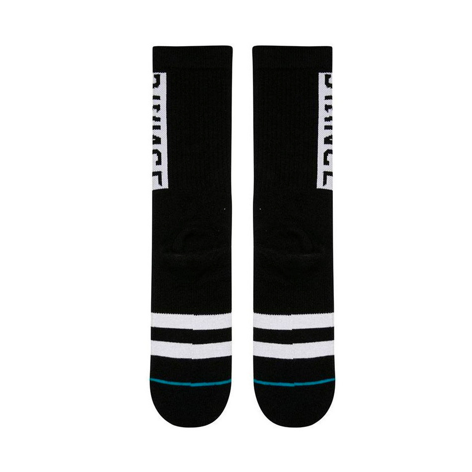 Stance OG Black/White Socks