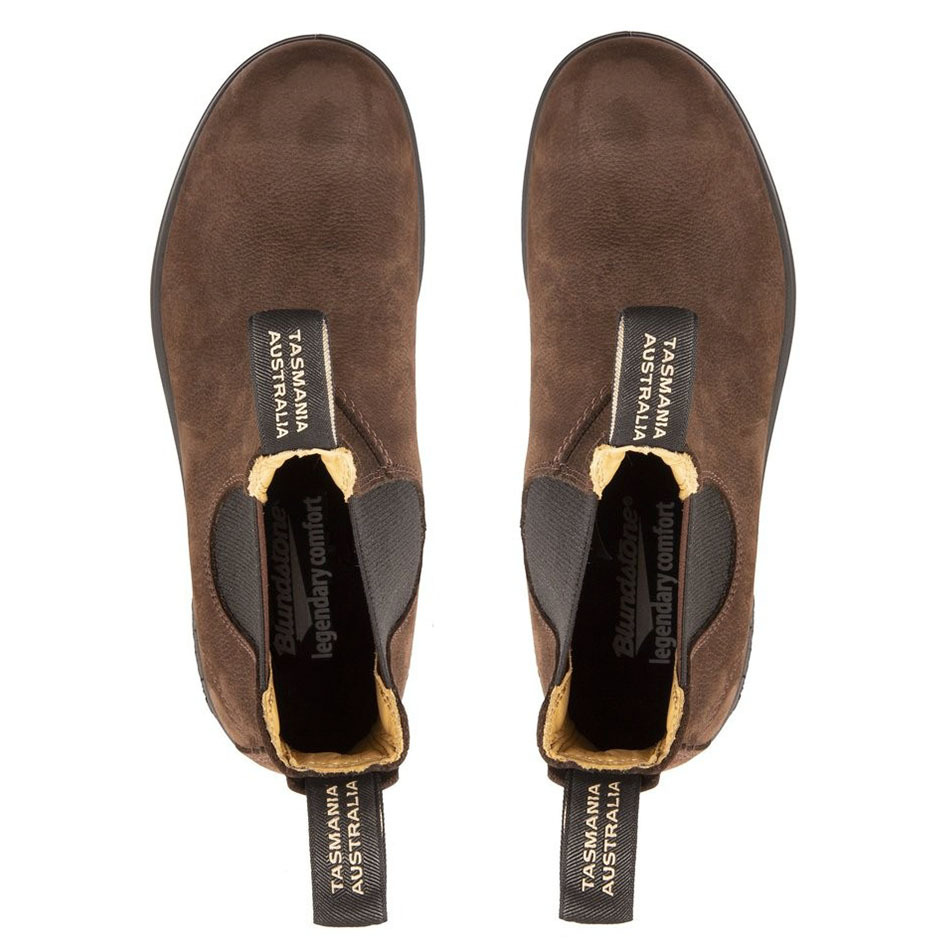 Blundstone Brown Nubuck