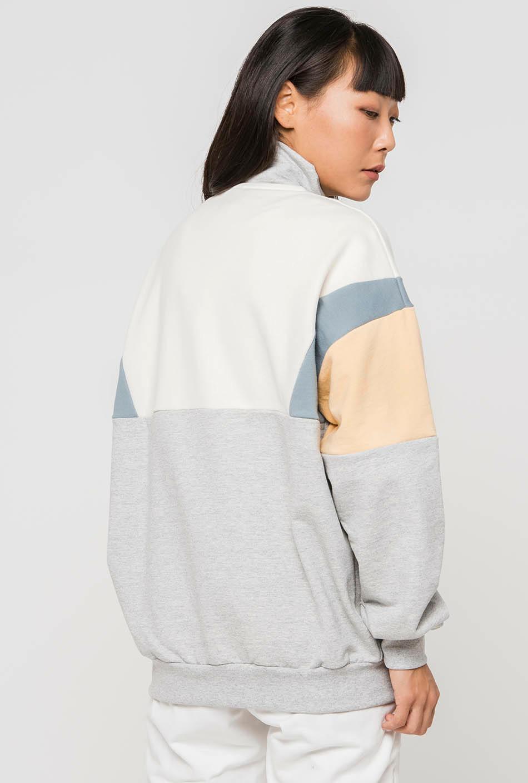 Colin Off White/ Grey Sweatshirt