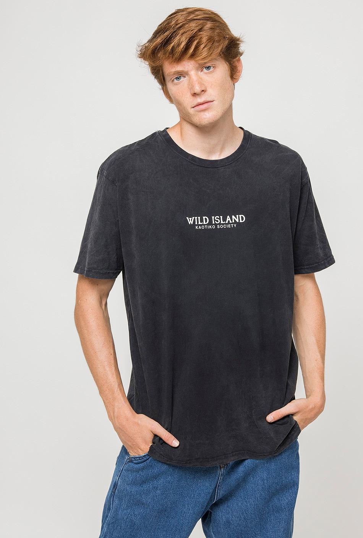 Wild Island Schnurbatik T-Shirt