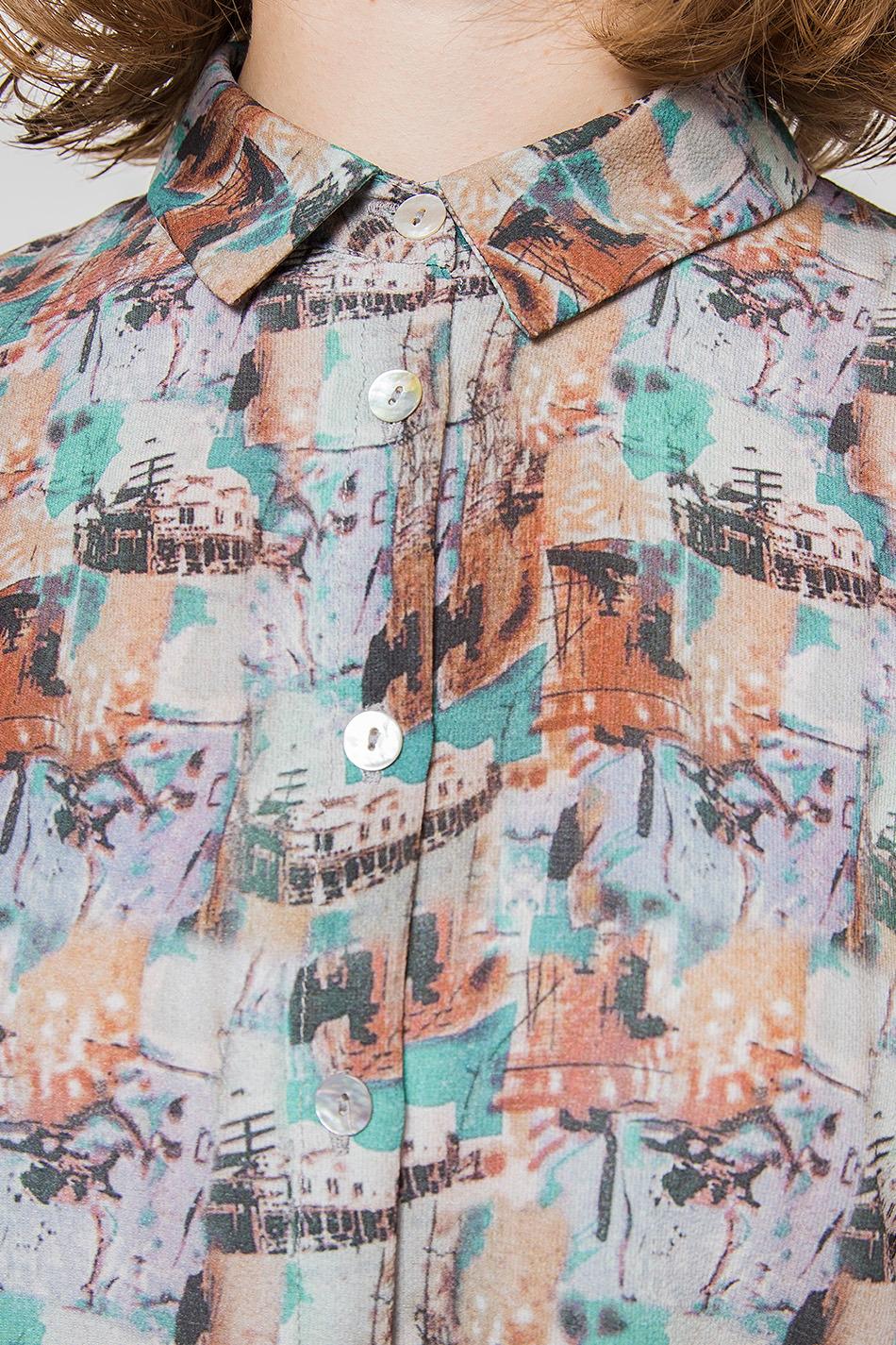 Camisa Moscú