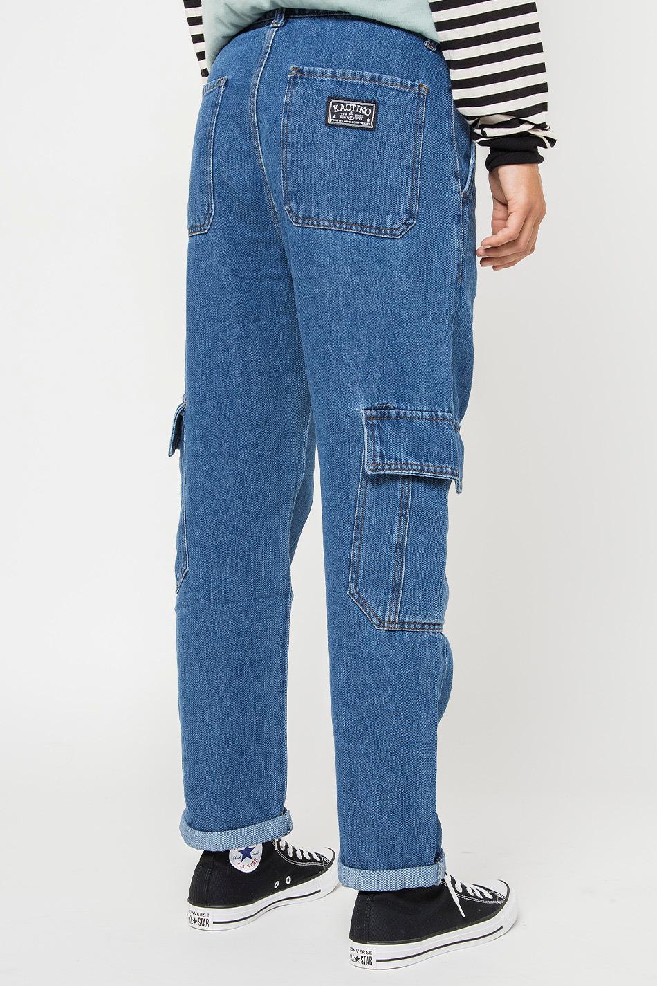 New York Denim Trouser