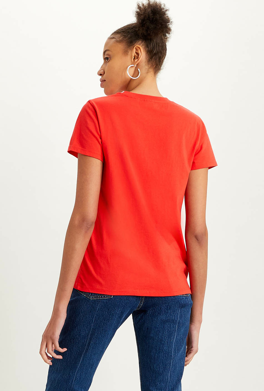 Camiseta Levi's The Perfect Tee Poppy Red