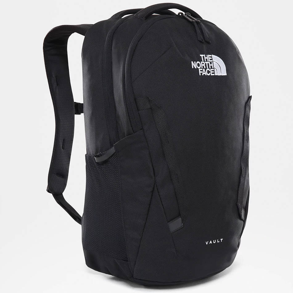 The North Face Vault Black Backpack