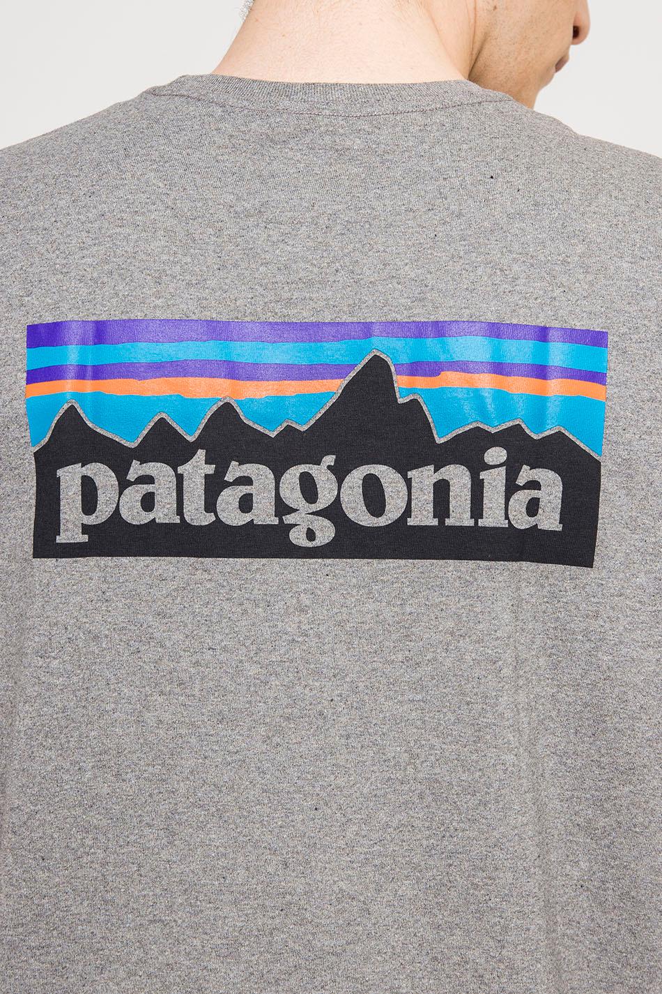 Patagonia Responsibili-Tee Grey