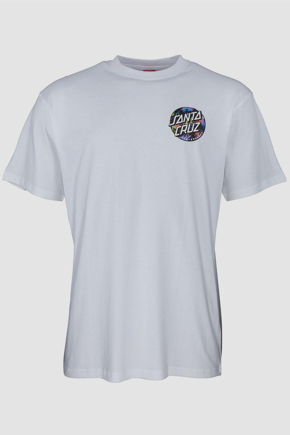 Santa Cruz Dot Splatter T-Shirt