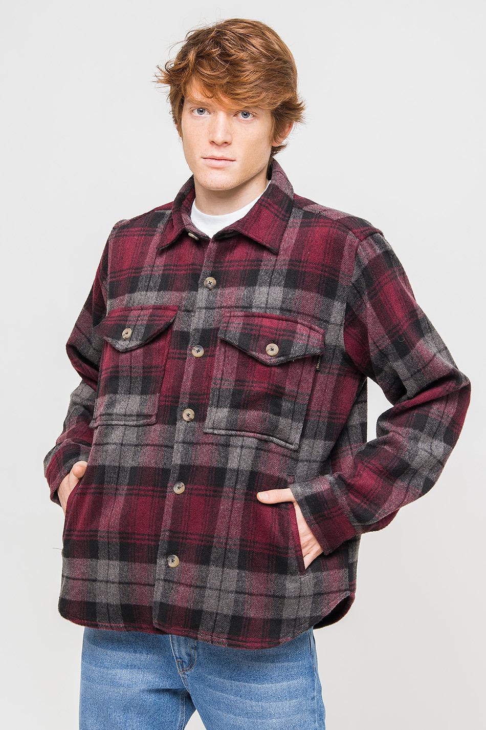 Garnet Tartan Shirt