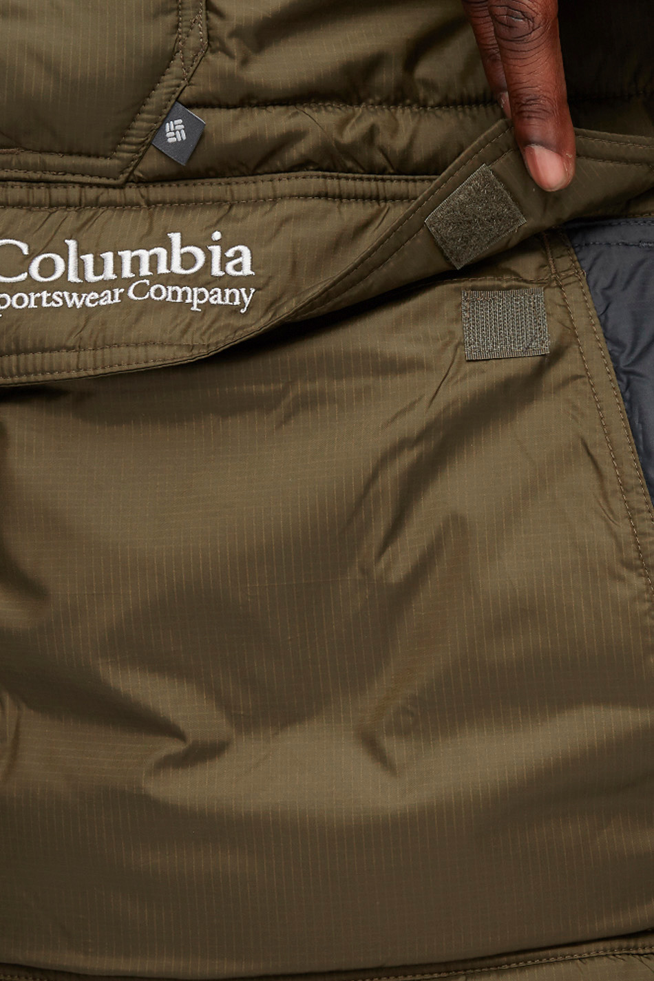 Columbia Lodge Olive Green/Black