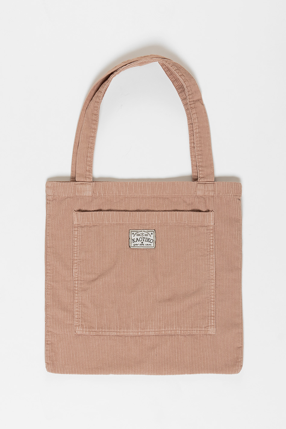 Tote Bag Corduroy Rose