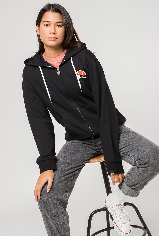 Ellesse sweatshirt black hood