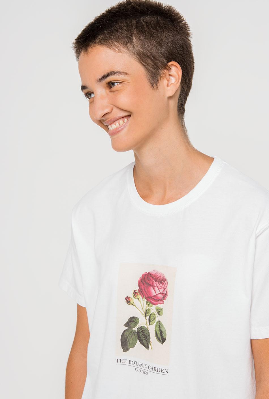 White Rose T-shirt