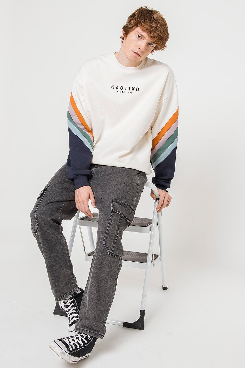 Walker Ivory Sweatshirt