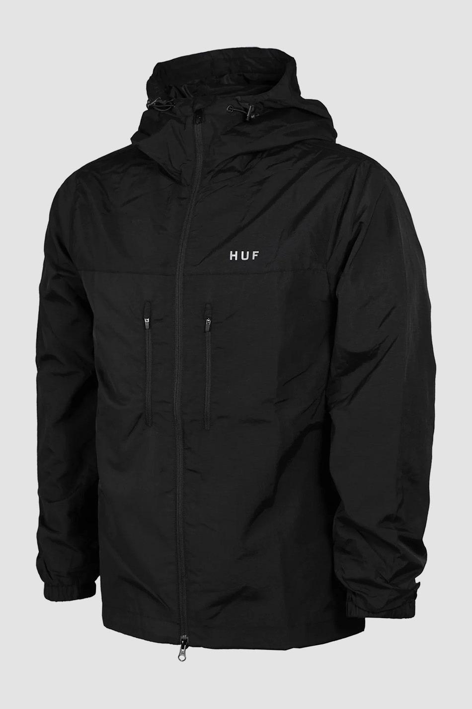 HUF Essentials Zip Jacket
