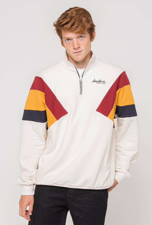 Dereck Ivory Sweatshirt