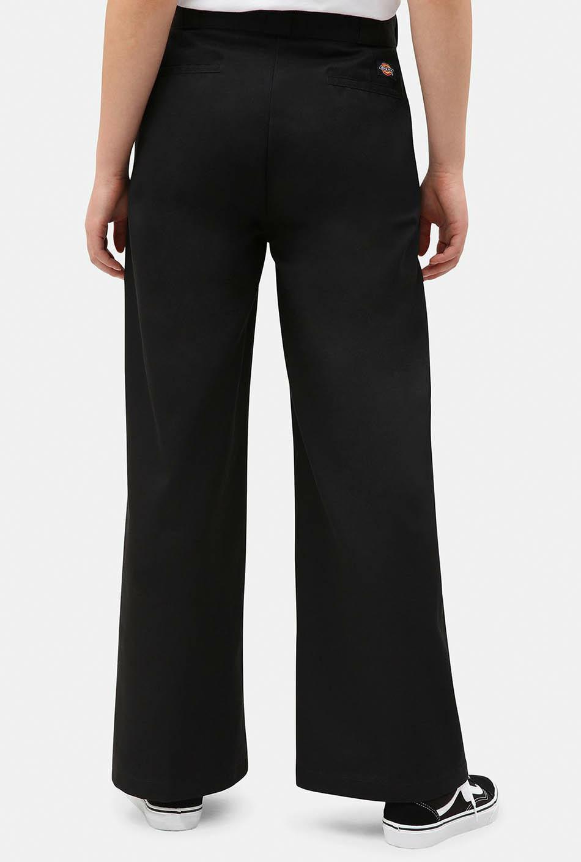 Dickies Winnsboro Wide Black Pants