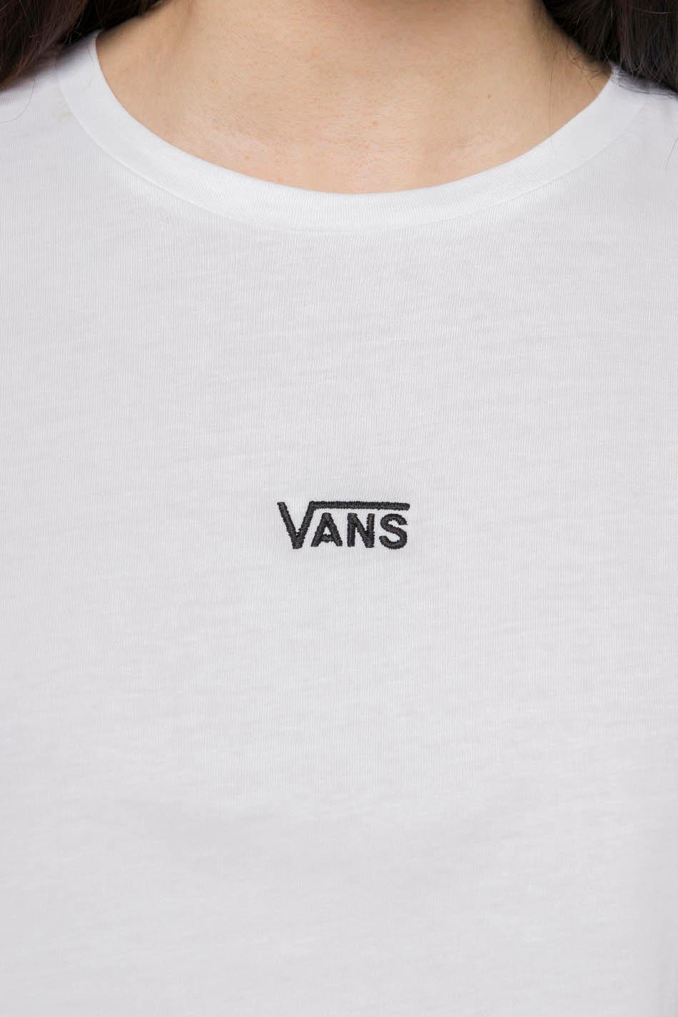 Vans Flying V Crop T-shirt