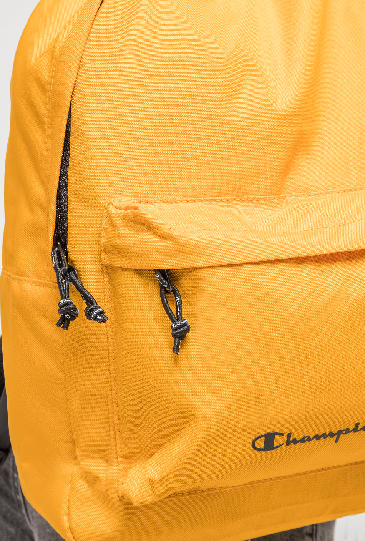 Champion yellow backpack