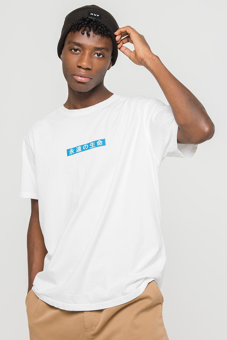 Flashback T-Shirt White