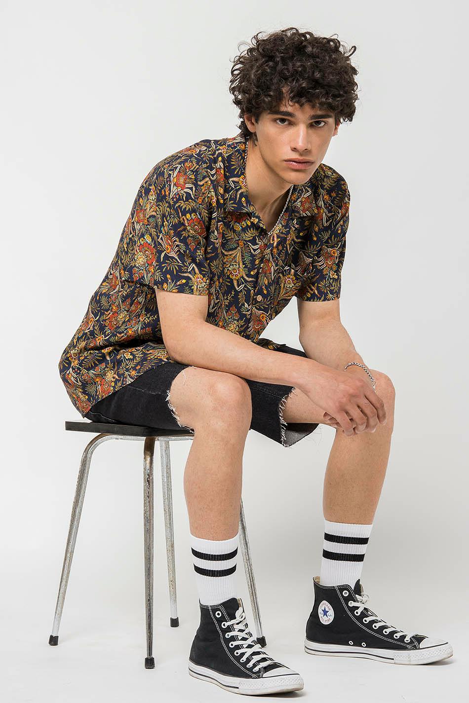 Camisa Goa Floral