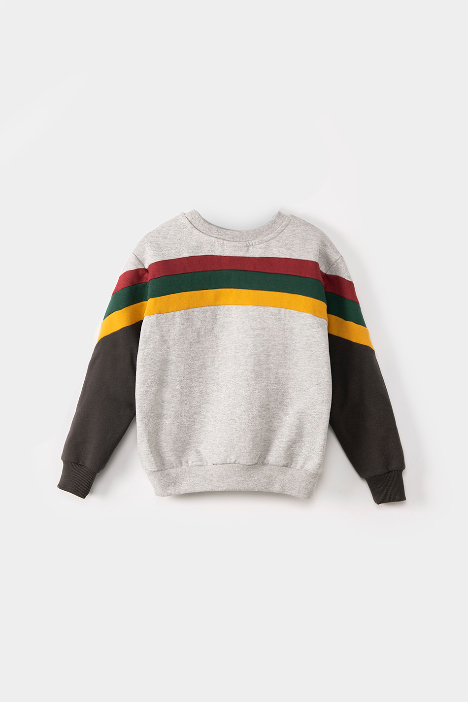 Walker Sweatshirt in Grau Kid