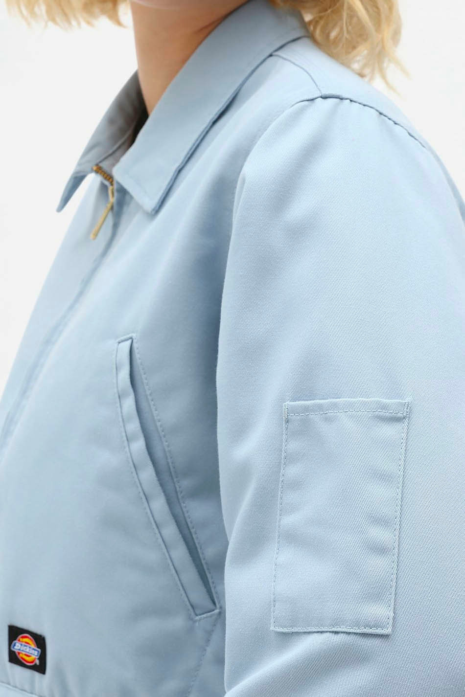 Dickies Kiester Fog Blue Jacket