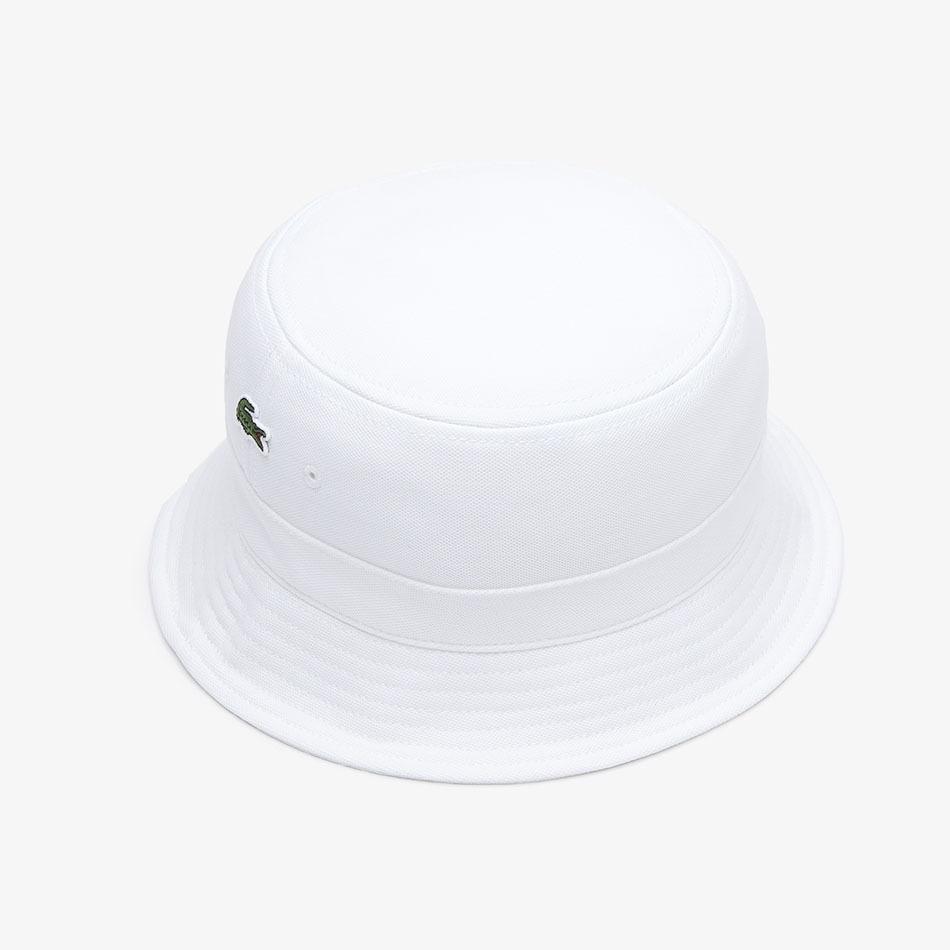 Sombrero Lacoste Bob de algodón orgánico para hombre