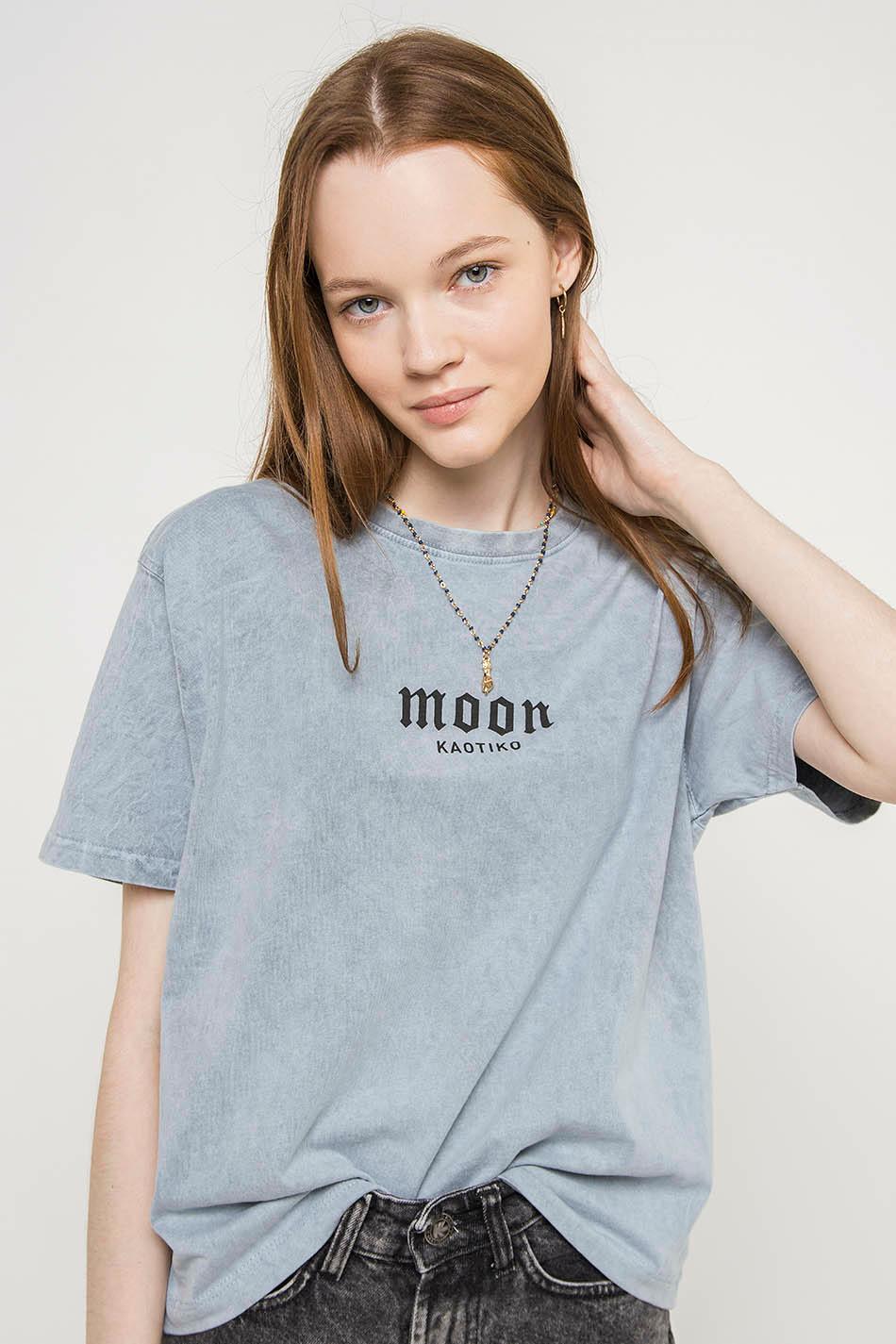 Camiseta Venus Acero