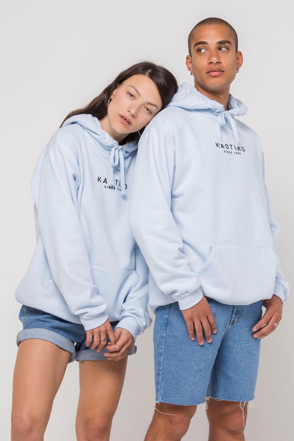 Vancouver Sweatshirt Blaue Süßigkeit