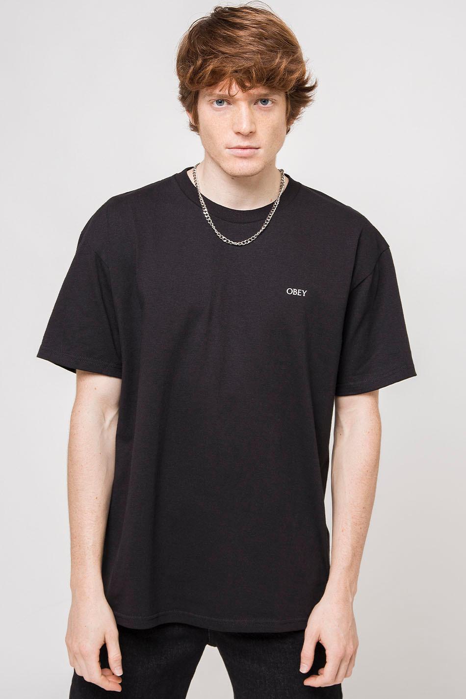 Obey Paint it Black T-Shirt