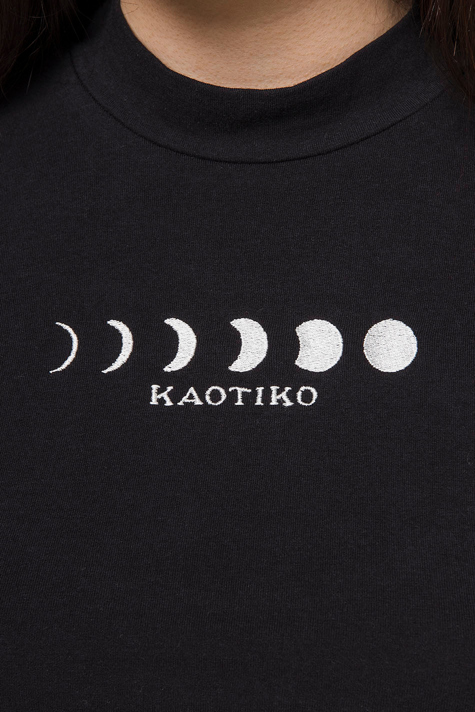Camiseta Moon Black